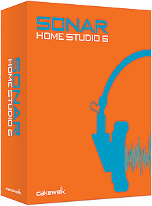 Cakewalk Sonar 6 Home Studio Edition