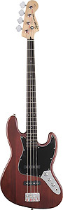 Squier Standard Jazz Bass® - Walnut Satin - Rosewood [0326500592]