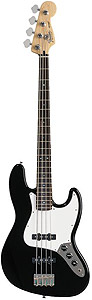 Fender Standard Jazz Bass® - Black Finish - Rosewood