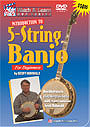 Watch And Learn Introduction to 5-String Banjo (DVD)