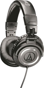 Audio Technica ATH-M50 Black [athm50]