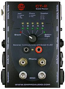 SM Pro Audio CT-2