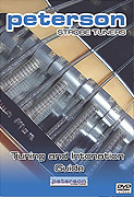 Peterson Tuning and Intonation DVD Guide [403842]