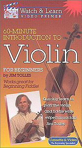 Watch And Learn Introduction to Violin (DVD)