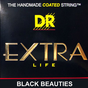 DR BKB5-45 Black-5 String [BKB5-45]