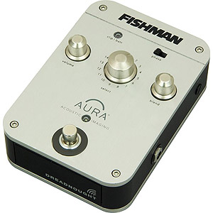 Fishman Aura Acoustic Guitar Imaging Pedal - Dreadnought *Display []