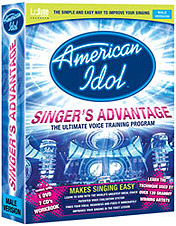 American Idol Singers Advantage - Male Version