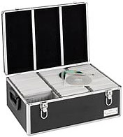 Disc Storage Solutions DSS 500 CD - Black [DSS500CD]