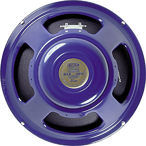 Celestion Alnico Blue Guitar Speaker -  15 Ohm