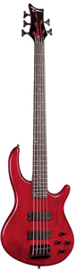 Dean Edge Q5 - Transparent Red