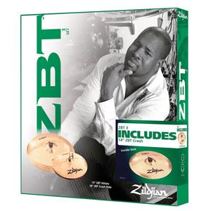 ZBTS3P-9 ZBT Starter Cymbal Bonus Box Set