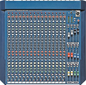 Allen Heath WZ3 Monitor-12 Mix Wizard Monitor Console [AH-WZ3:MON-12 ]