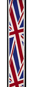 Planet Waves Union Jack Guitar Strap