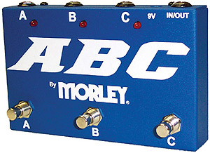 Morley ABC Foot Switch []