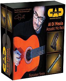 Al DiMeola Acoustic Mic Pack