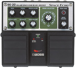 Boss RE-20 Space Echo []