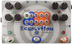 Pigtronix PHI Echolution Delay