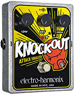Electro Harmonix Knockout Attack Equalizer [KNOCKOUT]