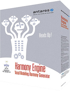 Antares Harmony Engine EVO Native