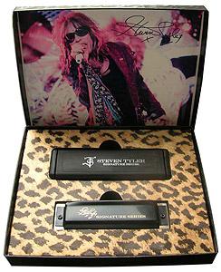 Steven Tyler Signature Harmonica Pak