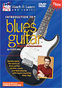 Watch And Learn Introduction to Blues Guitar (DVD)