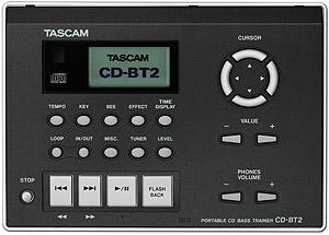 Tascam CD-BT2