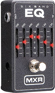 6 Band Equalizer M109