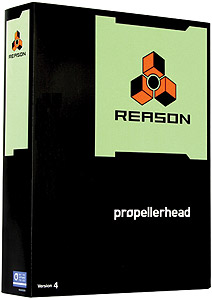 Propellerhead Reason 4.0 - Upgrade From any Previous Full Version [99-103-0010]