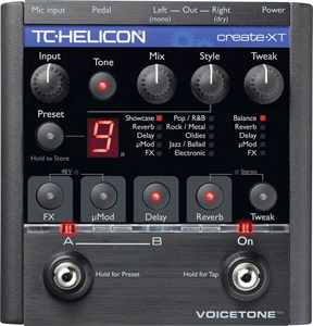 TC Helicon VoiceTone Create XT []