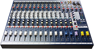 Soundcraft EFX12 [RW5759US]