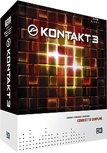 Native Instruments Kontakt 3 [14378]