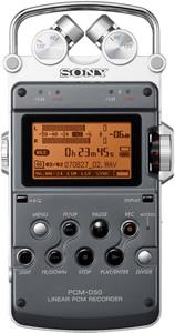 Sony PCM-D50 [PCM-D50]