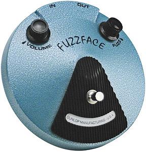 Dunlop Jimi Hendrix Fuzz Face