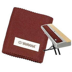 Yamaha PKC-8811 Crimson Felt Keyboard Dust Cover