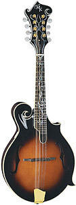 Michael Kelly Legacy Dragonfly Flame - Tobacco Sunburst []