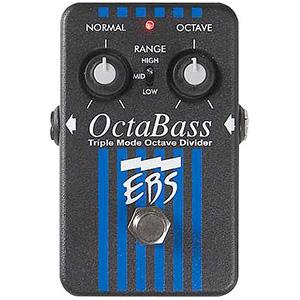 EBS OctaBass Bass Octave Divider