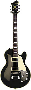 Hagstrom Super Swede - Black