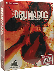 Wave Machine Labs Drumagog Platinum