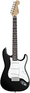 Standard Stratocaster® - Black/Rosewood Fretboard
