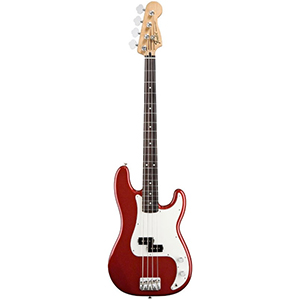 Standard P Bass - Candy Apple Red