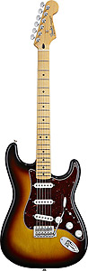 Deluxe Roadhouse Stratocaster® - Brown Sunburst
