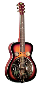 Regal RD-38VS - Vintage Sunburst