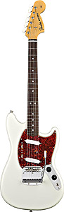 Fender 65 Mustang® - Olympic White Rosewood [0273706505]