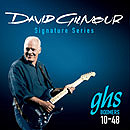 GHS David Gilmour Signature Strings - Blue Set