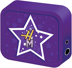 Washburn Hannah Montana Headphone Amplifier w/ Headphones