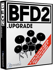 Fxpansion BFD2 Upgrade