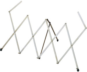 Konig Meyer 124 Expandable Tabletop Music Stand - Nickel [12400.000.01]