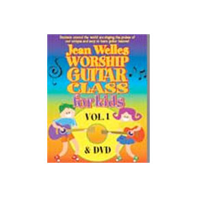 Jean Welles Worship Guitar Class for Kids DVD