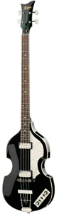 Hofner Ignition Violin Bass Black (H64/VB) [HI-BB-BK-O]