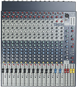 Soundcraft GB2R-12+2 Rack
